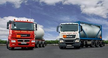 О компании Окси Транс Авто Международные и российские перевозки наливных опасных грузов
